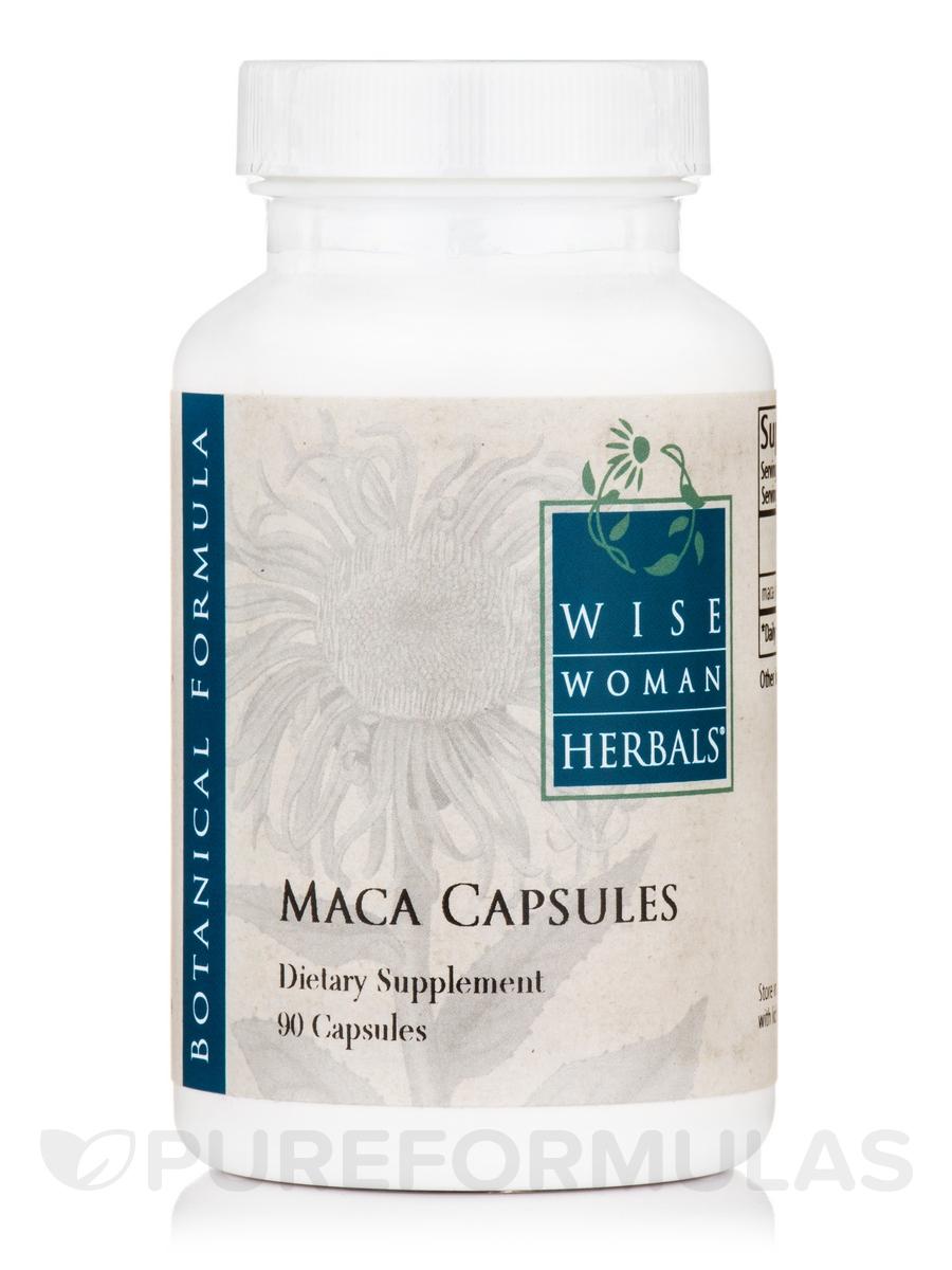 Maca 520 mg - 90 Capsules