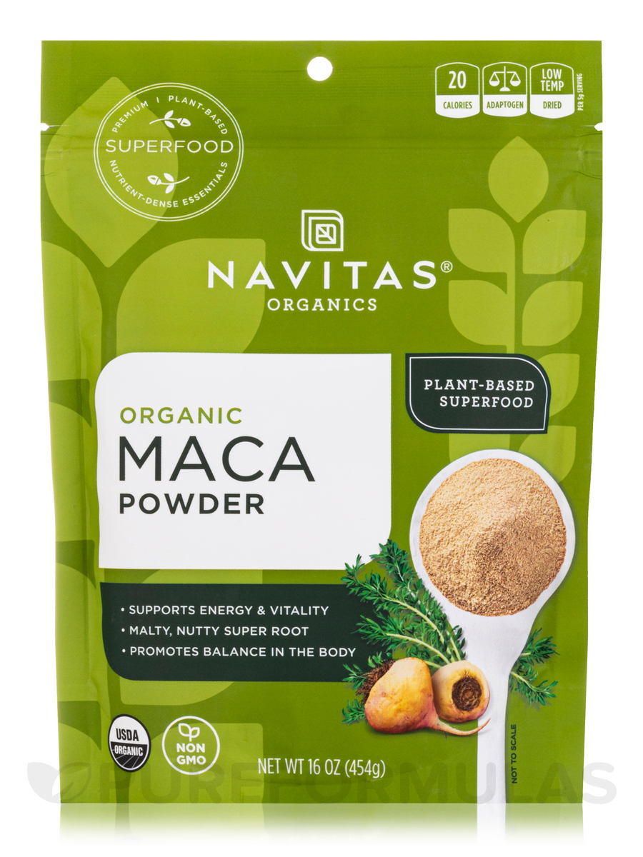 Maca Powder - 16 oz (454 Grams)