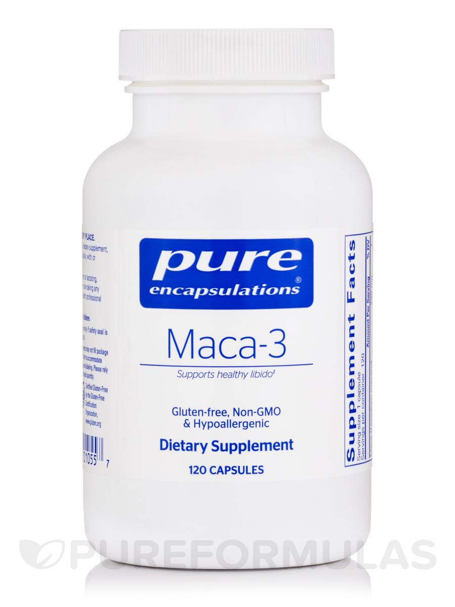 Maca-3 - 120 Capsules