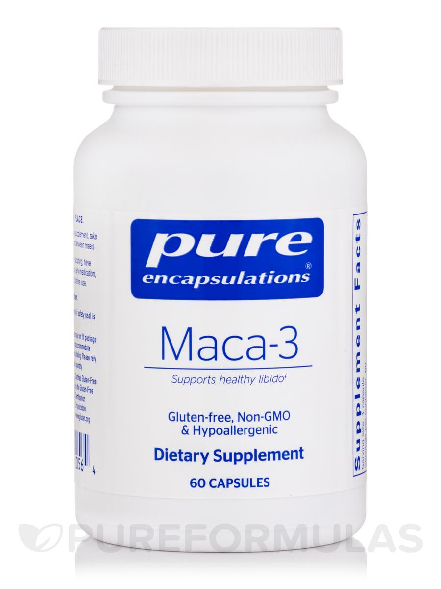 Maca-3 - 60 Capsules