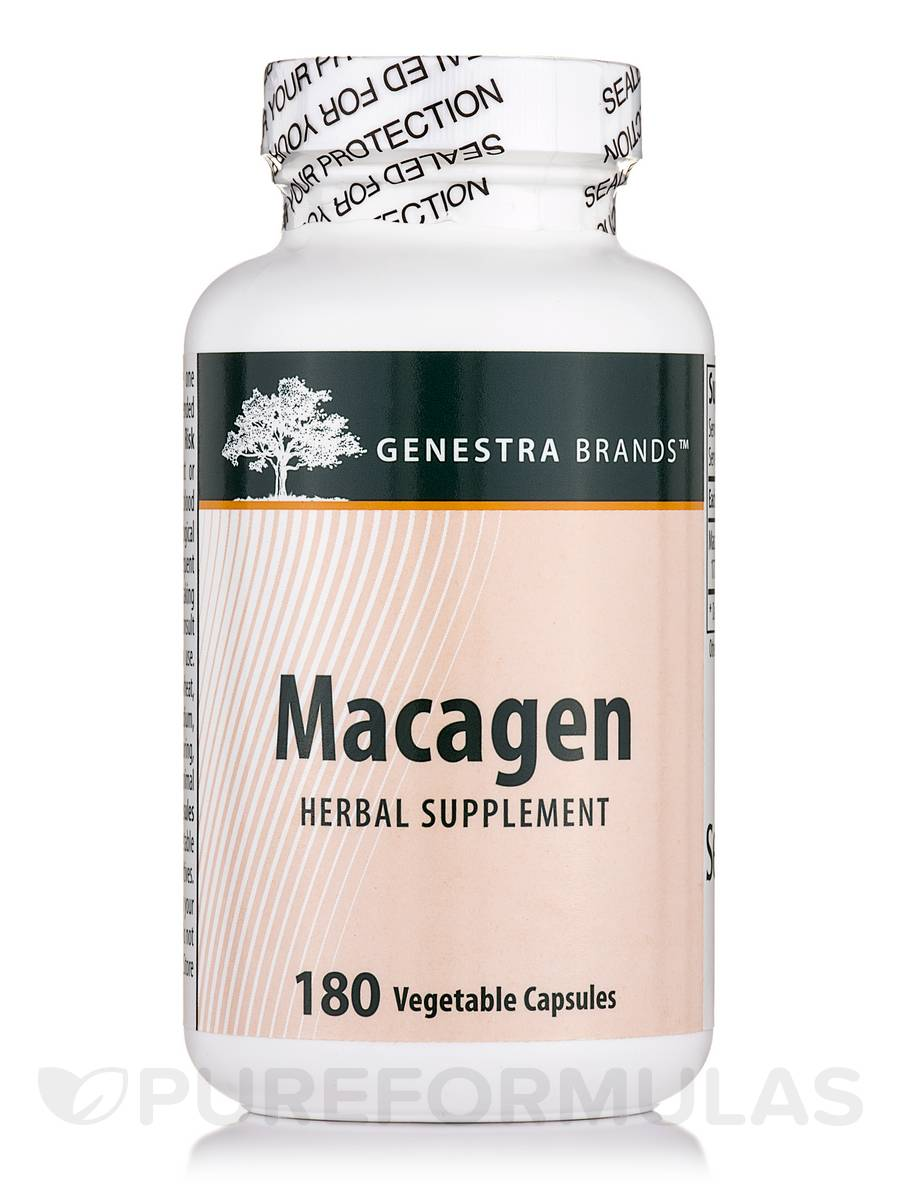 Macagen - 180 Vegetable Capsules
