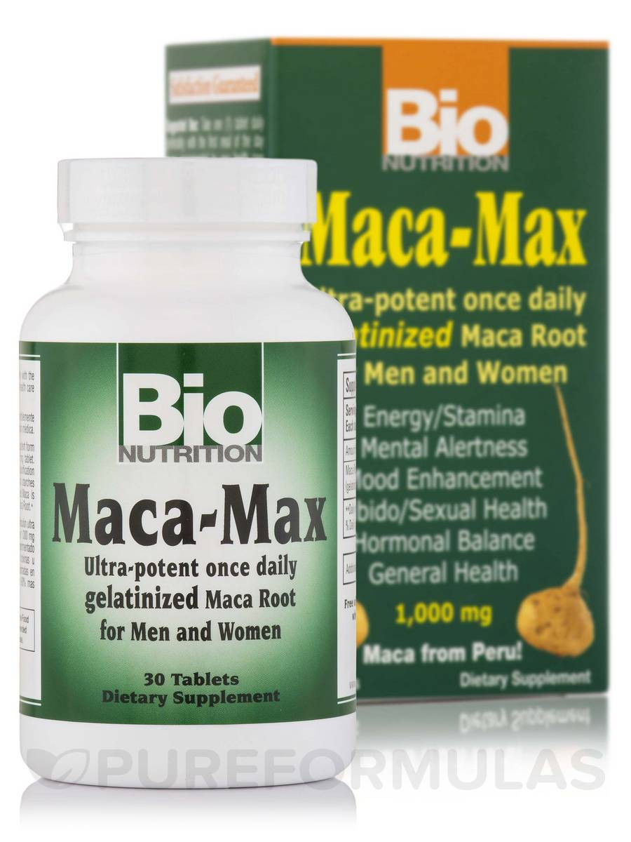 Maca-Max Once Daily - 30 Tablets