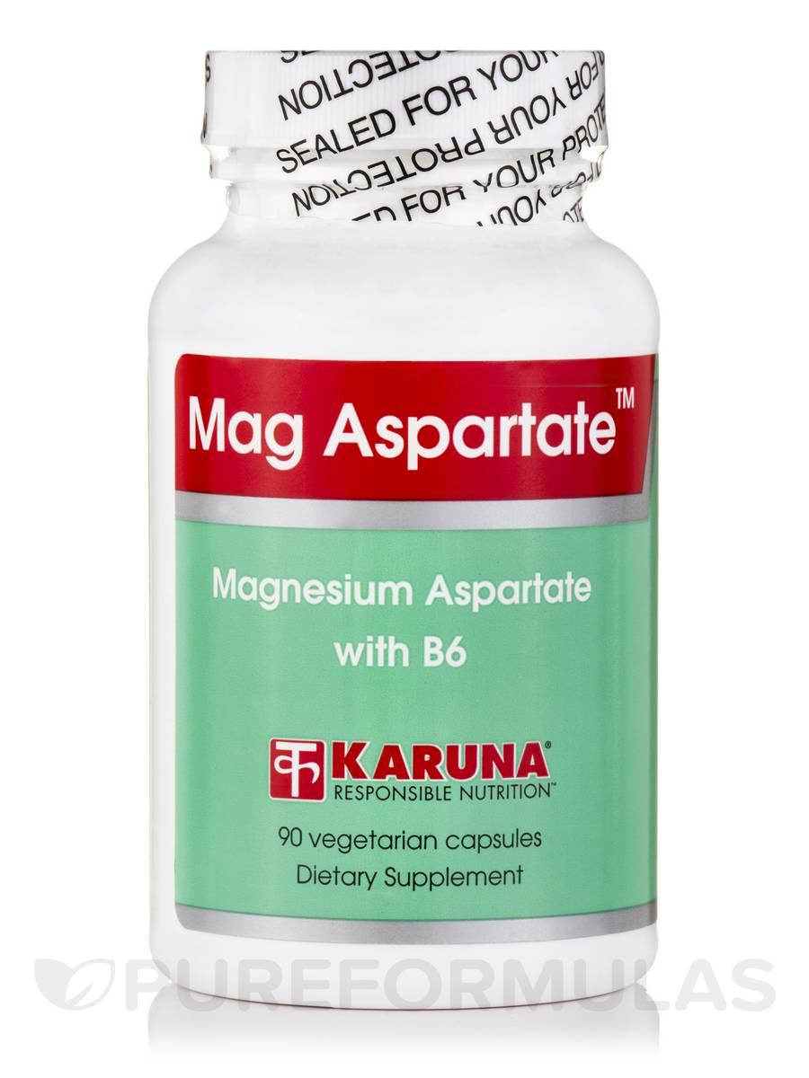 Mag Aspartate - 90 Vegetarian Capsules