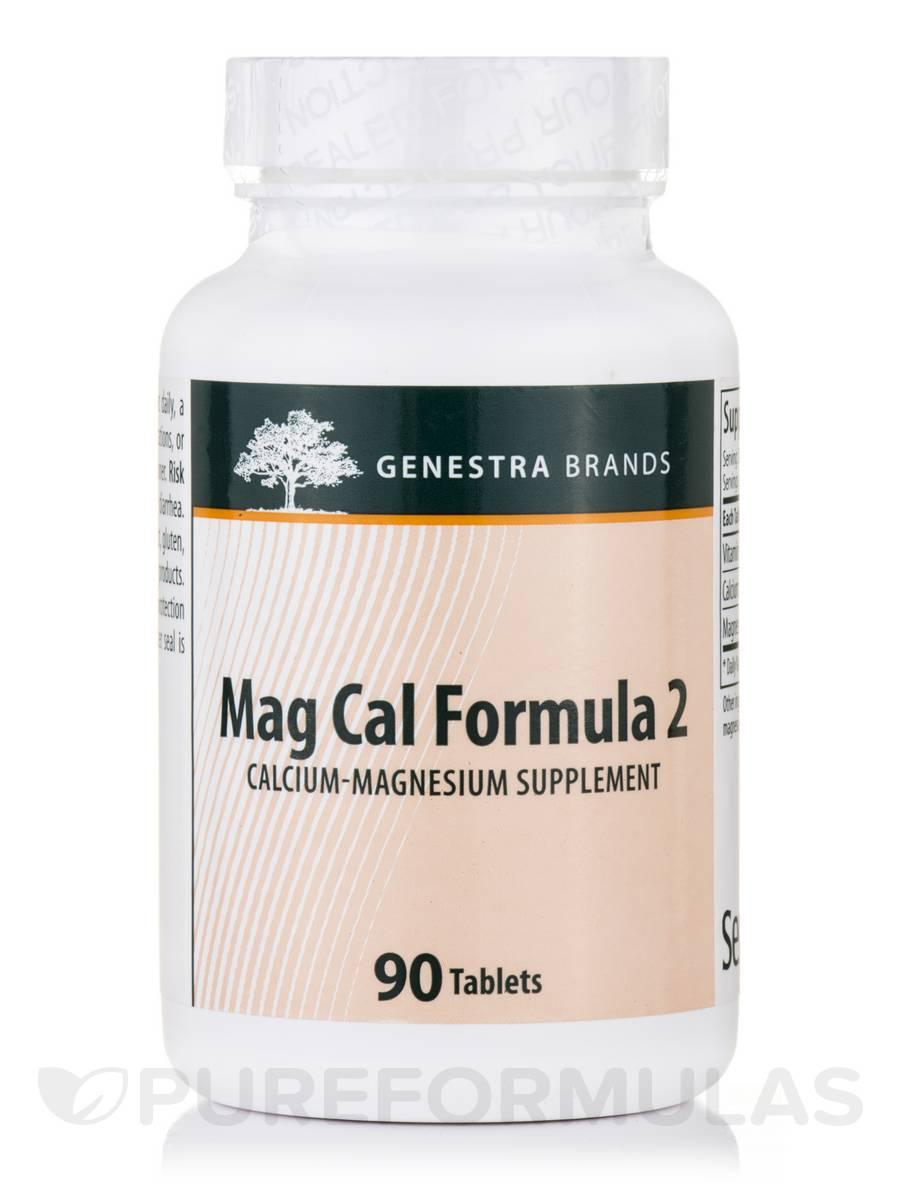 Mag Cal Formula 2 - 90 Tablets