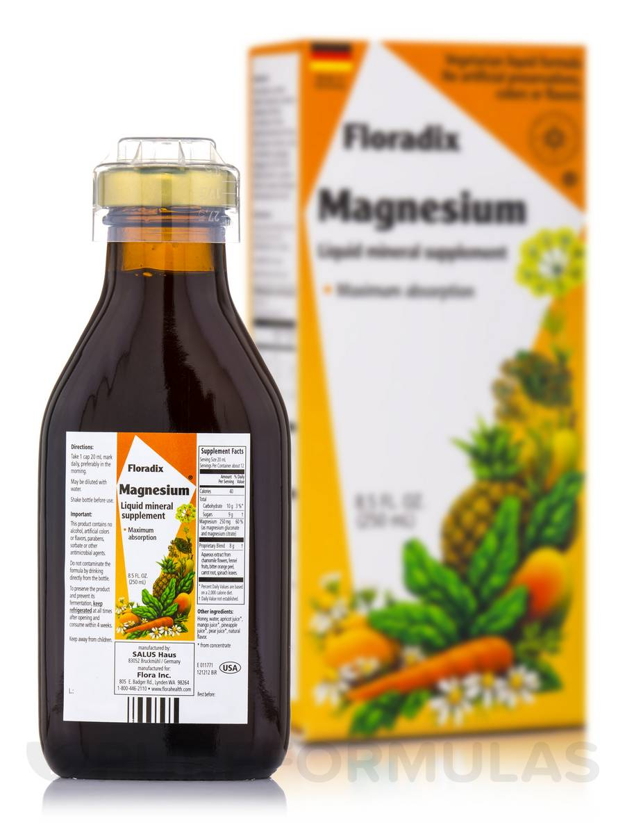 Magensium Liquid - 8.5 fl. oz (250 ml)