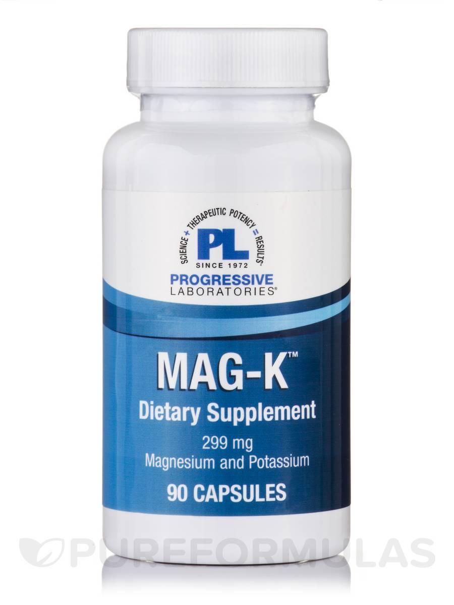 Mag-K - 90 Capsules