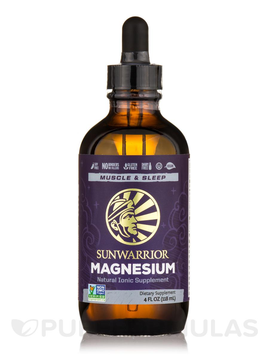 Magnesium - 4 fl. oz (118 ml)