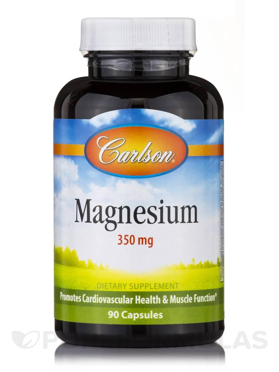 Magnesium 350 mg - 90 Capsules