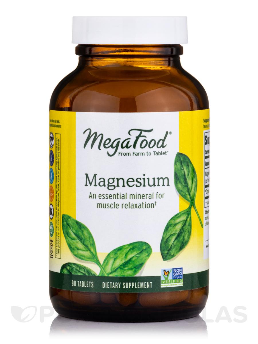 Magnesium - 90 Tablets