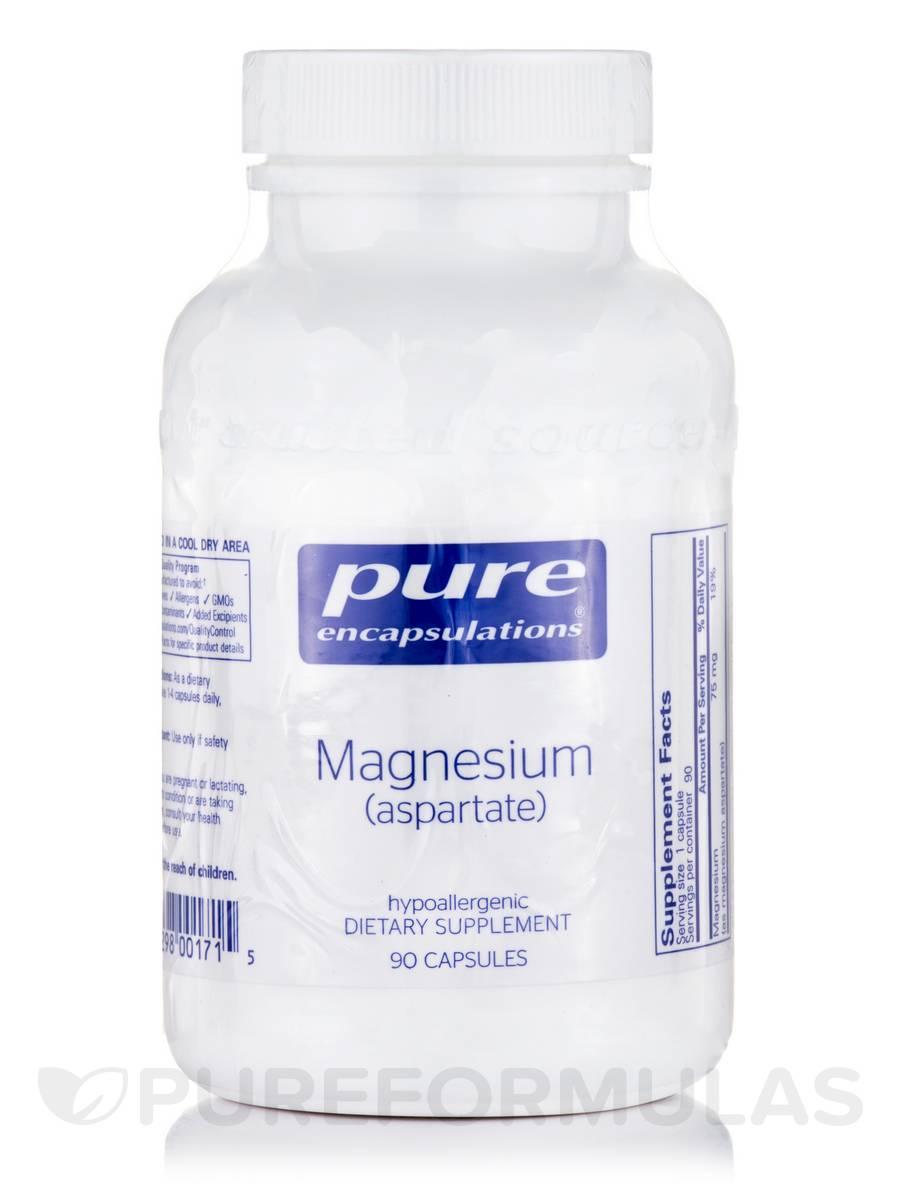 Magnesium (Aspartate) - 90 Capsules