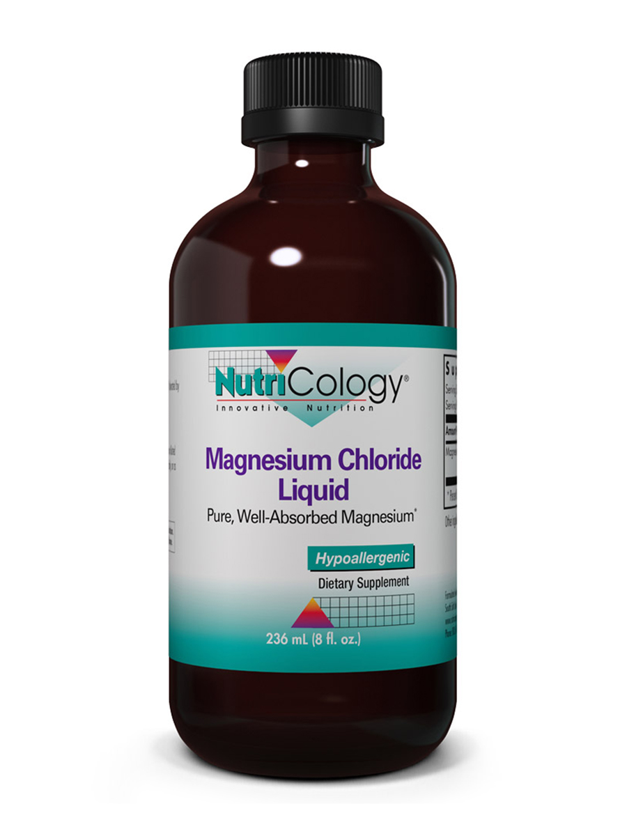 Magnesium Chloride Liquid - 8 fl. oz (236 ml)