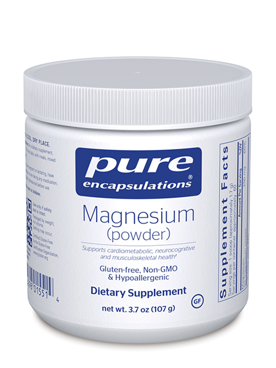 Magnesium Powder - 107 Grams