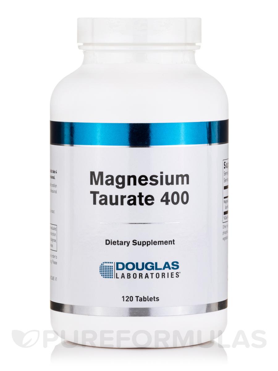 Magnesium taurate 400 mg