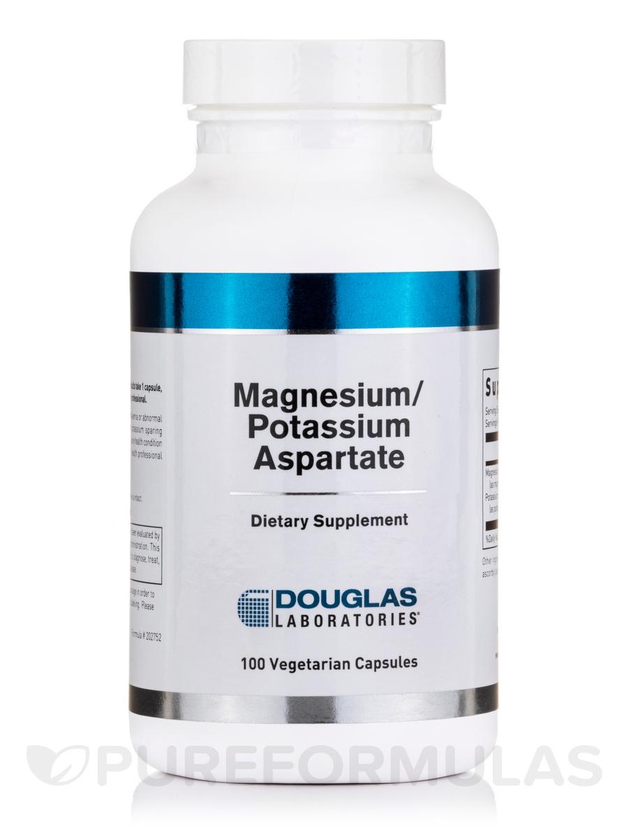 Magnesium / Potassium Complex - 100 Capsules