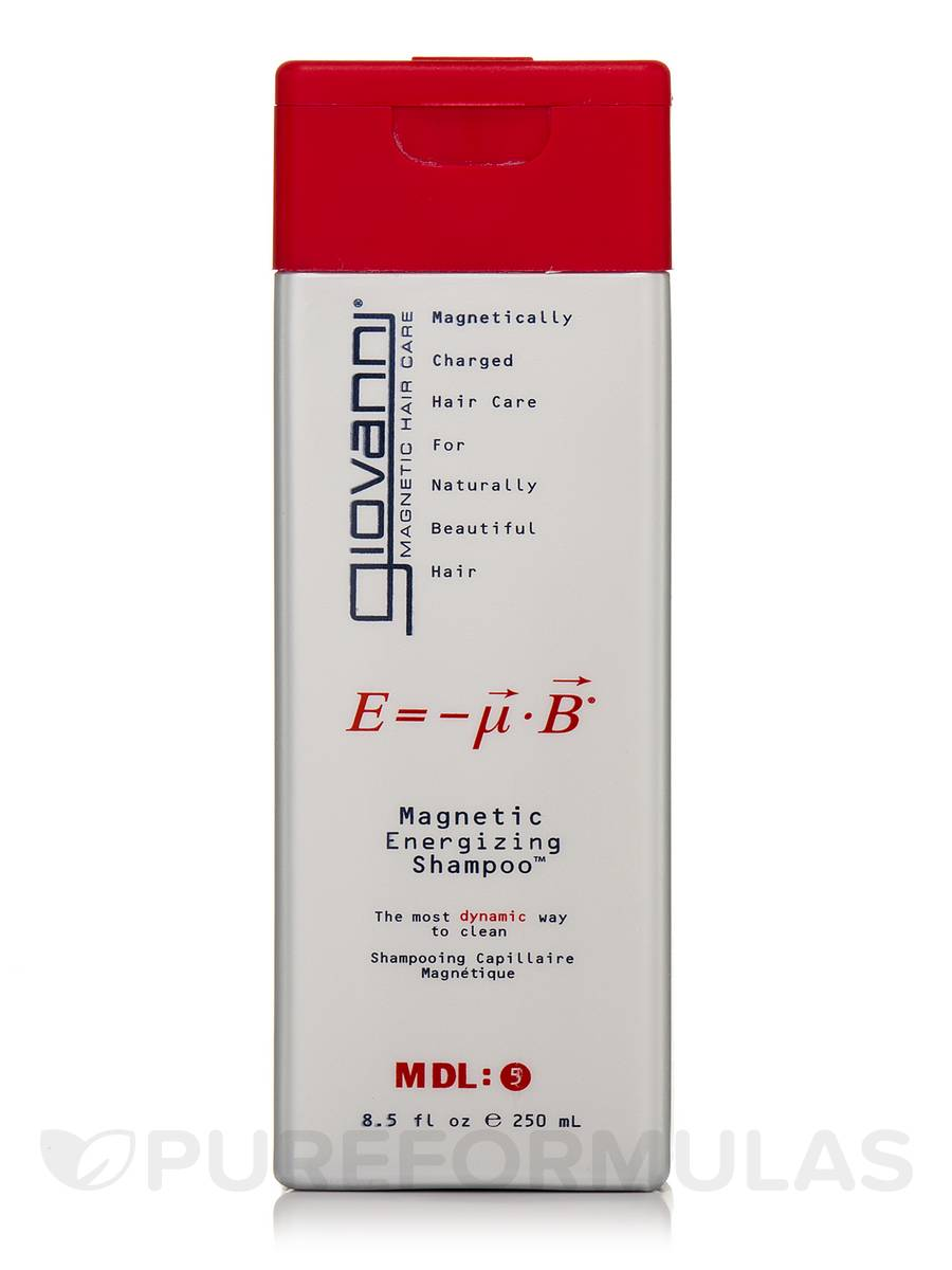 Magnetic Energizing Shampoo - 8.5 fl. oz (250 ml)