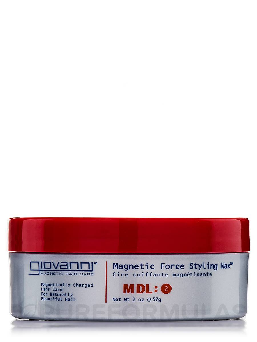 Magnetic Force Styling Wax - 2 oz (57 Grams)