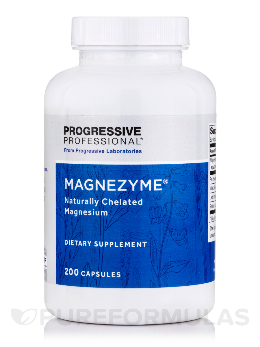Magnezyme 400 mg - 100 Capsules