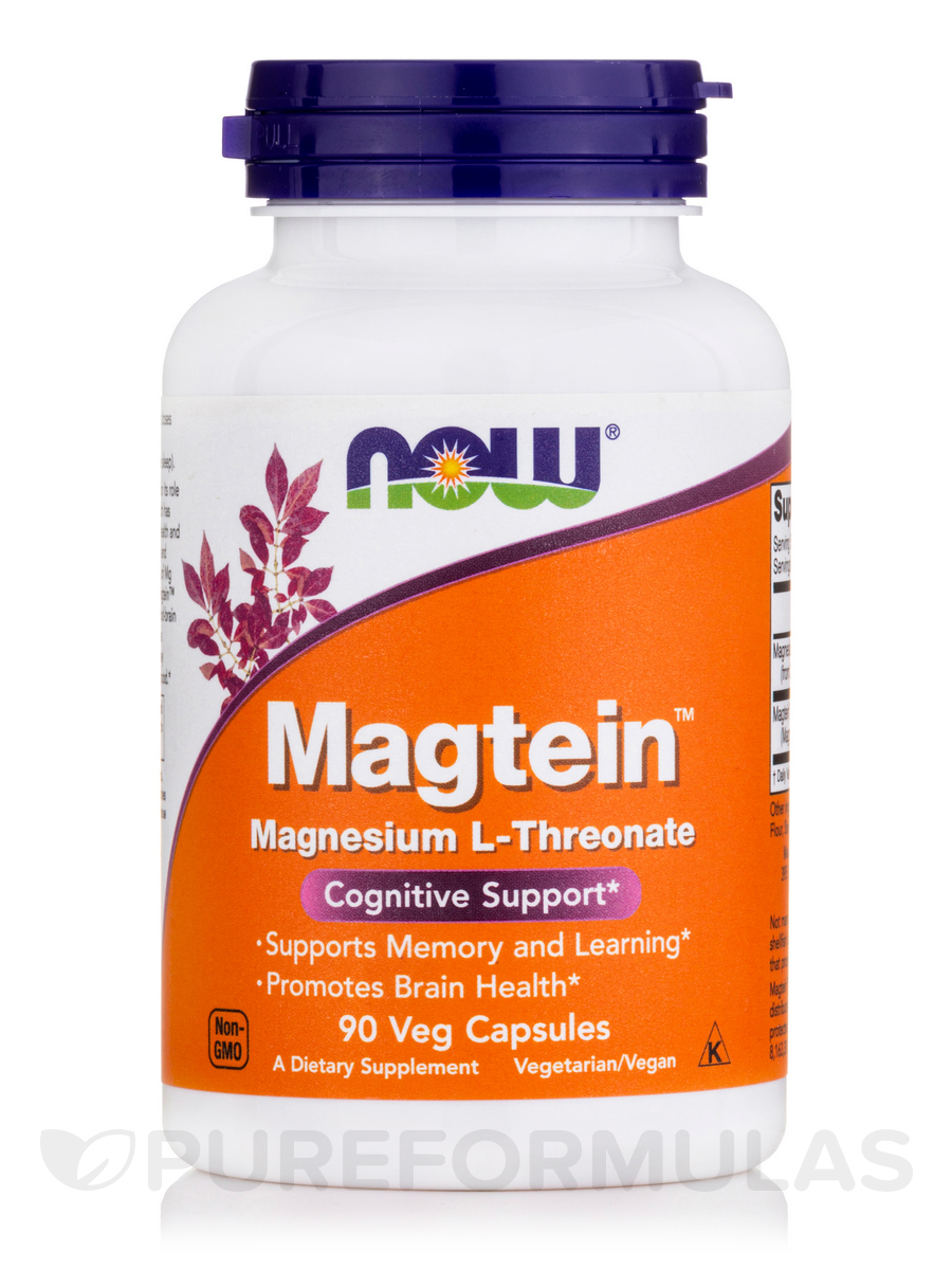 Magtein™ - 90 Vegetarian Capsules