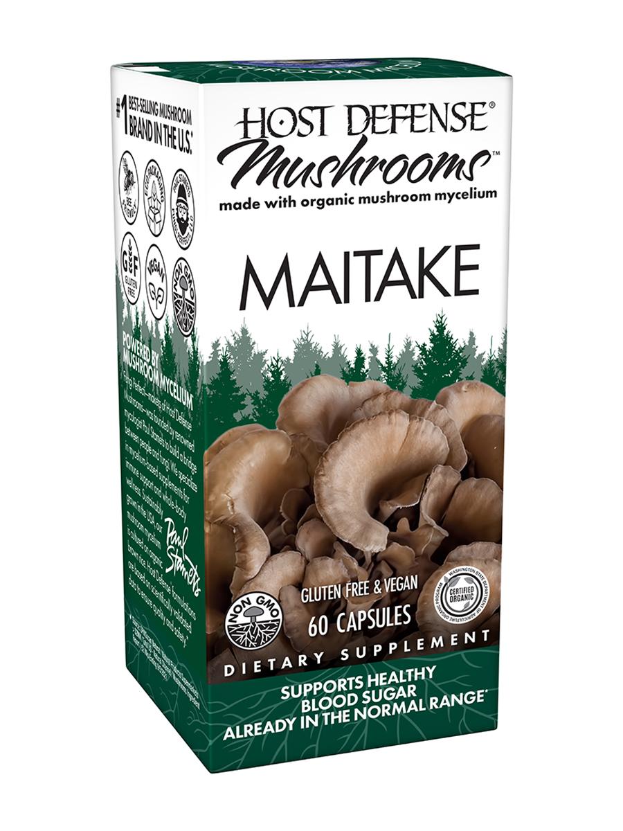 Maitake - 60 Capsules