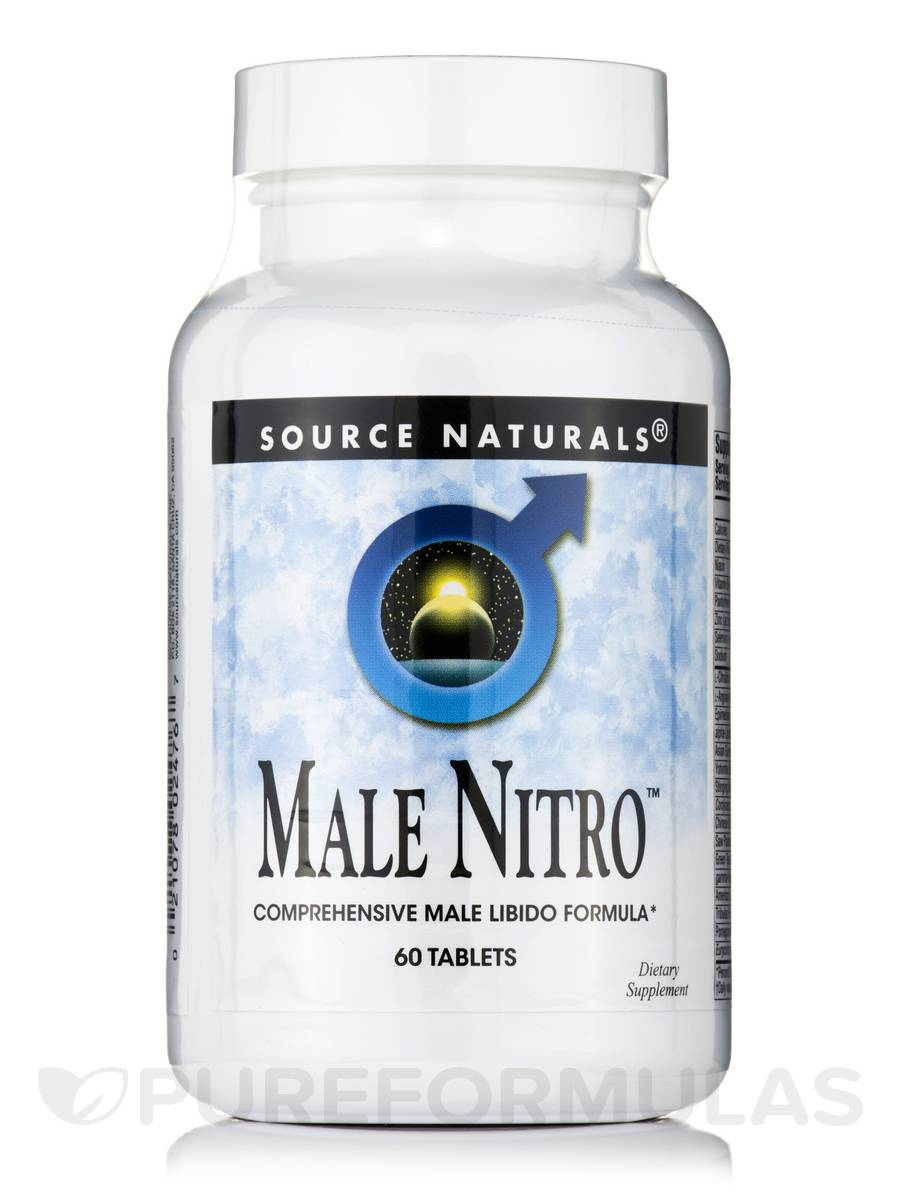 Male Nitro™ - 60 Tablets