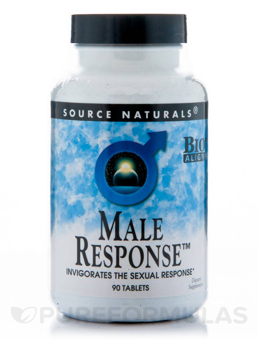 Male Response - 90 Tablets
