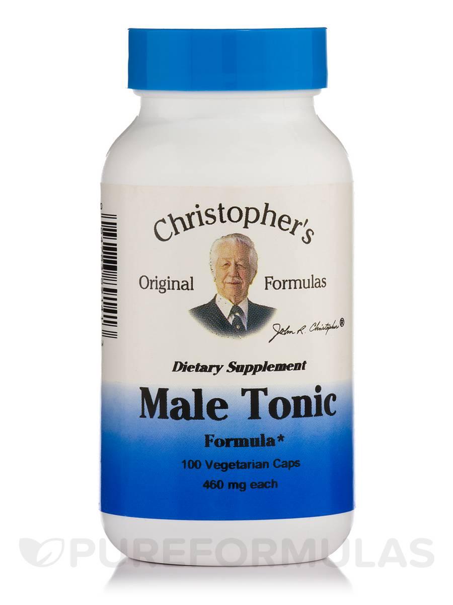 Male Tonic Formula - 100 Vegetarian Capsules
