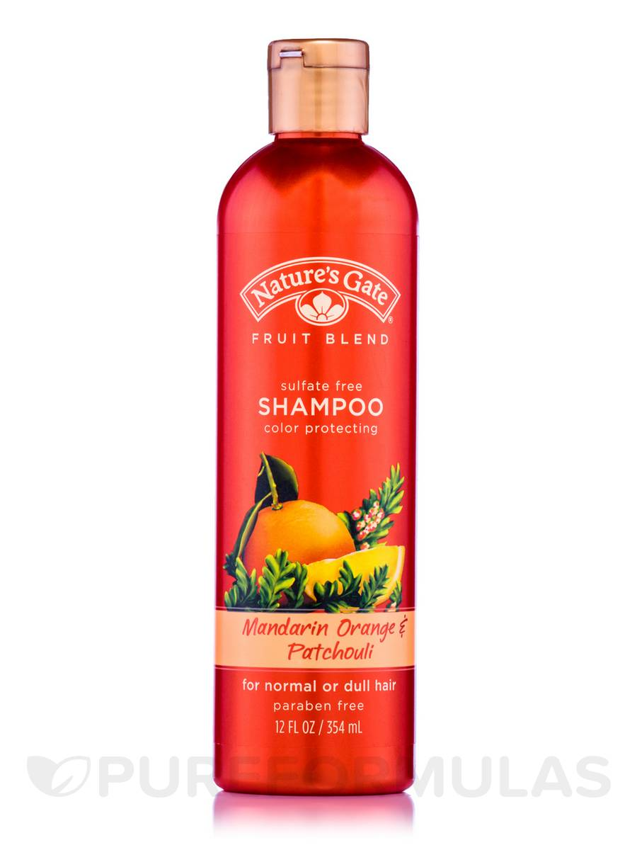 Mandarin Orange & Patchouli Shampoo - 12 fl. oz (354 ml)