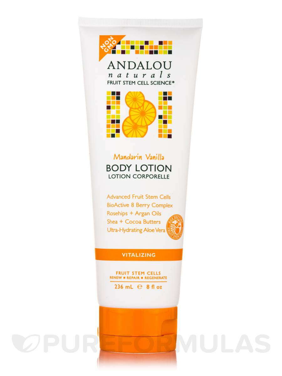 Mandarin Vanilla Body Lotion - 8 fl. oz (236 ml)