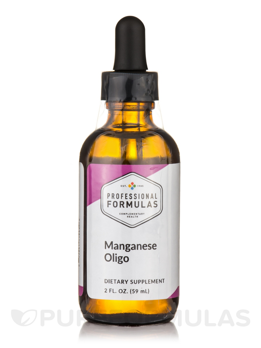 Manganese - 2 fl. oz (60 ml)