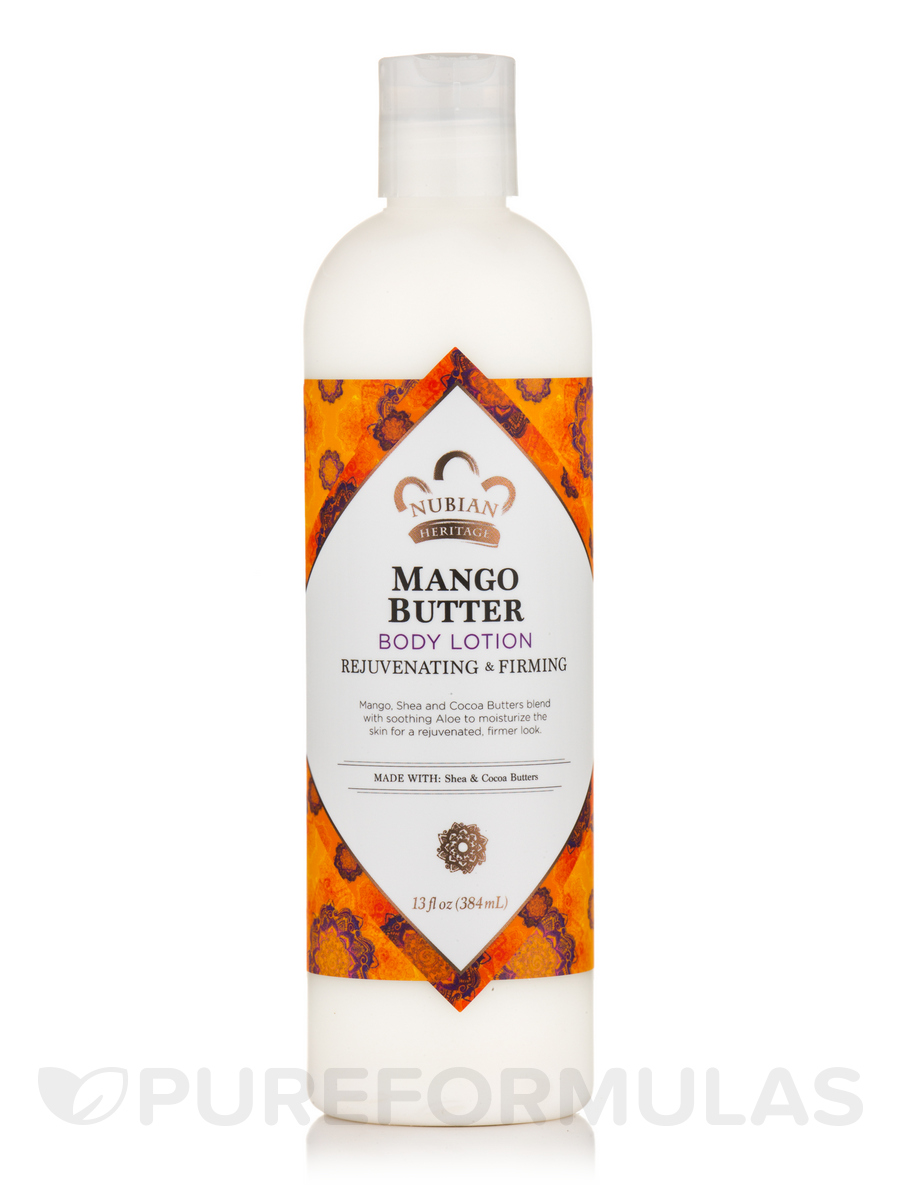 Mango Butter Body Lotion - 13 fl. oz (384 ml)