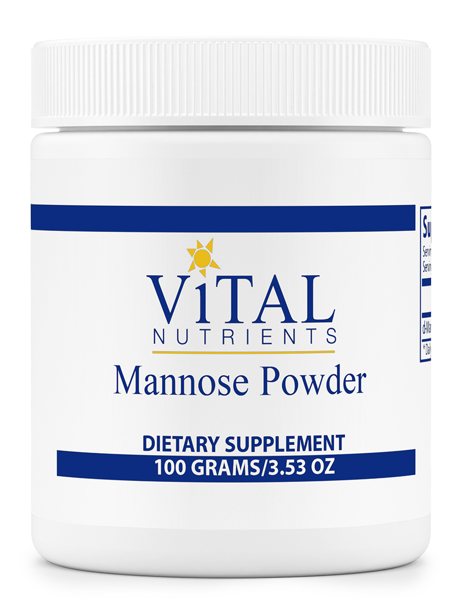 Mannose Powder - 100 Grams