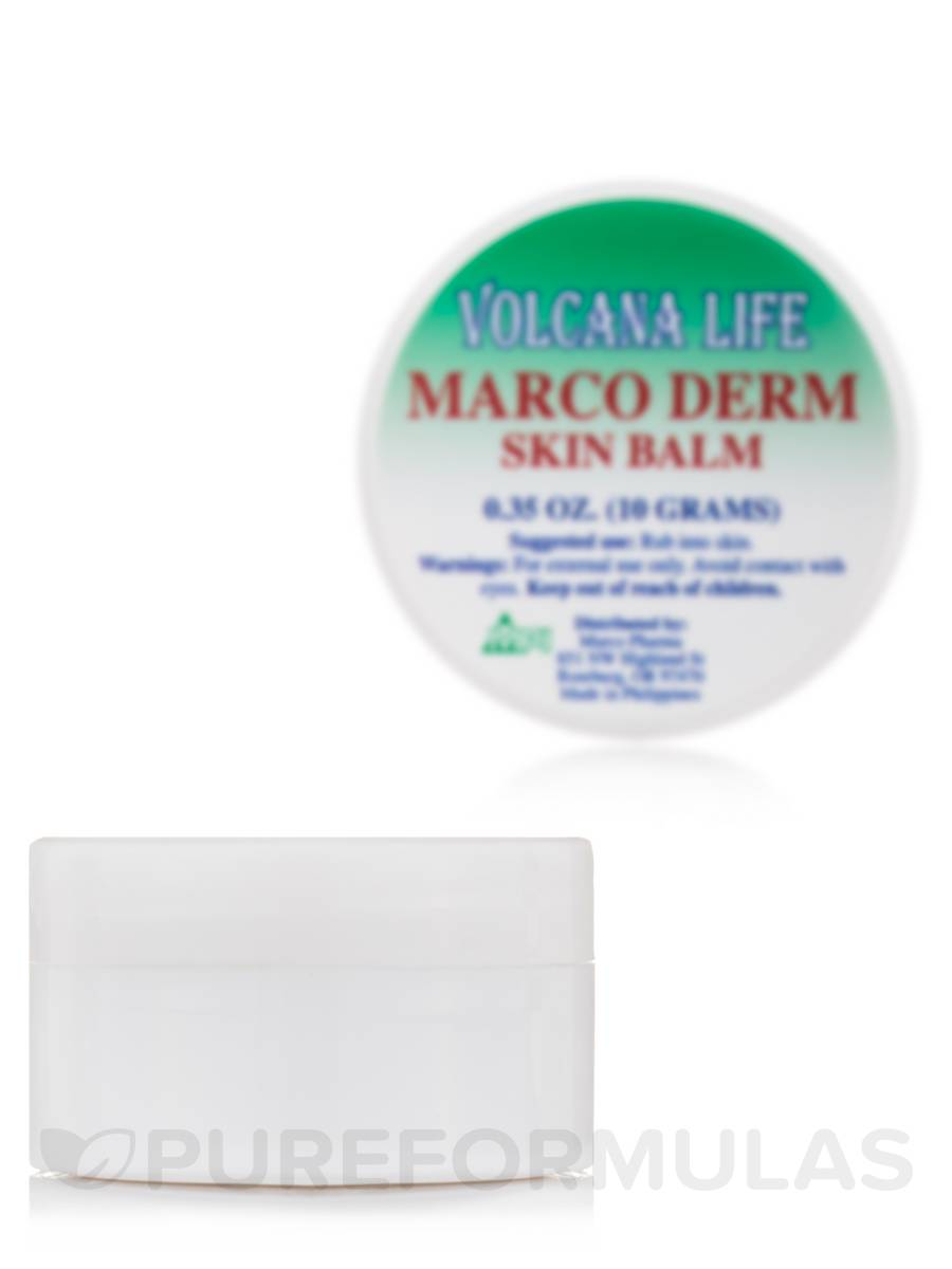 Marco Derm Skin Balm Small Size - 0.35 oz (10 Grams)
