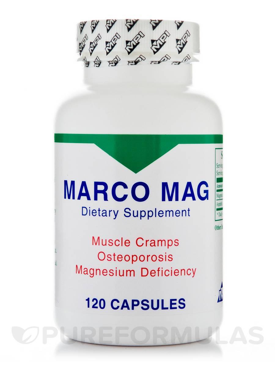 Marco Mag - 120 Capsules