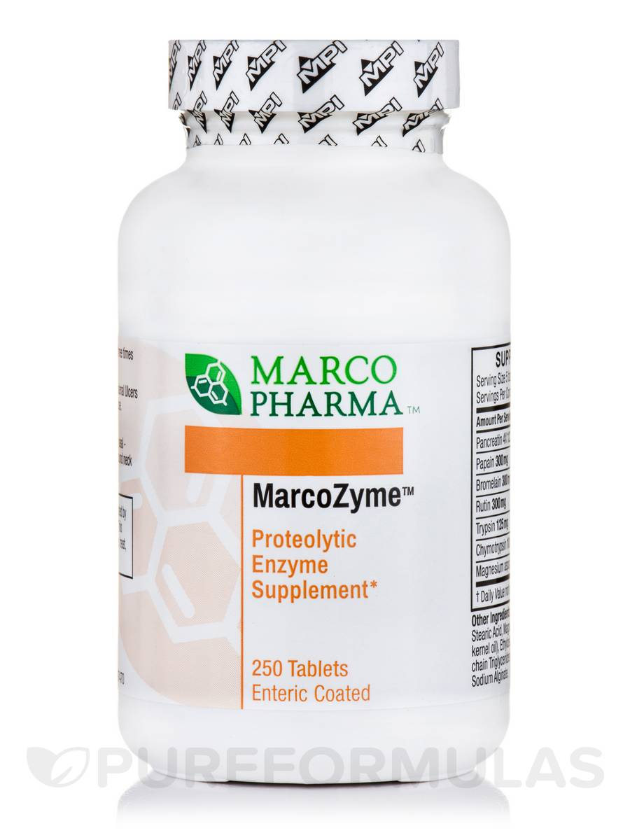 Magnus Marcozyme 250 Ingredients, Uses, Side Effects