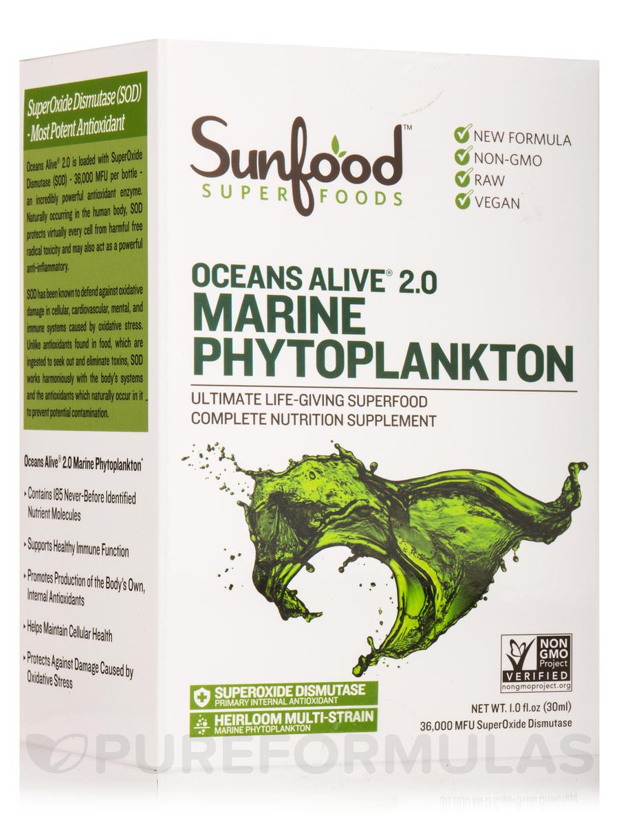 Marine Phytoplankton - 1 fl. oz (29.5 ml)