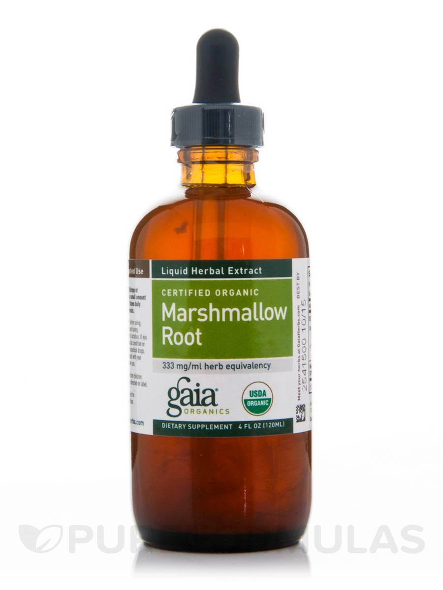 Marshmallow Root (Organic) - 4 fl. oz (120 ml)