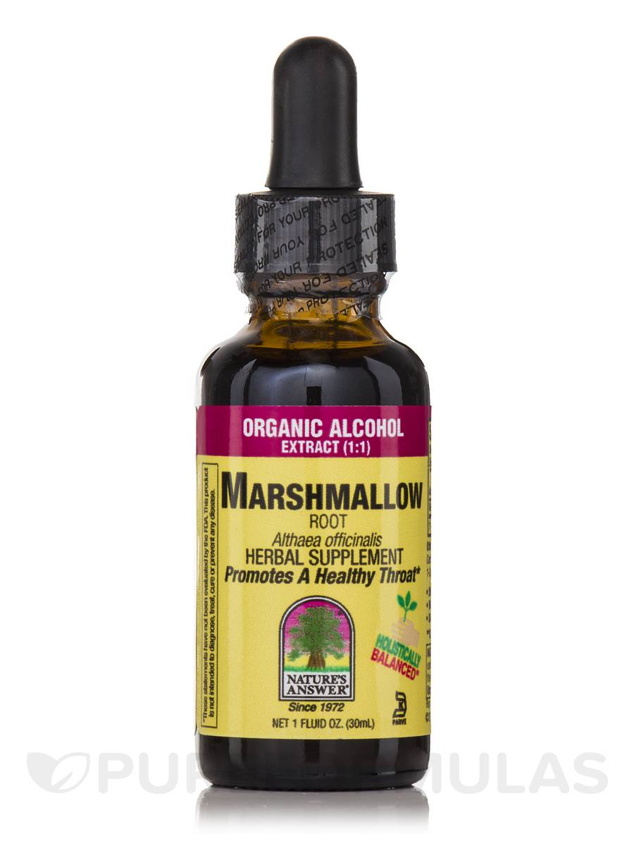 Marshmallow Root Extract - 1 fl. oz (30 ml)