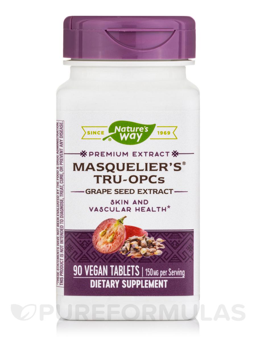 Masquelier's Tru-OPCs 75 mg - 90 Tablets