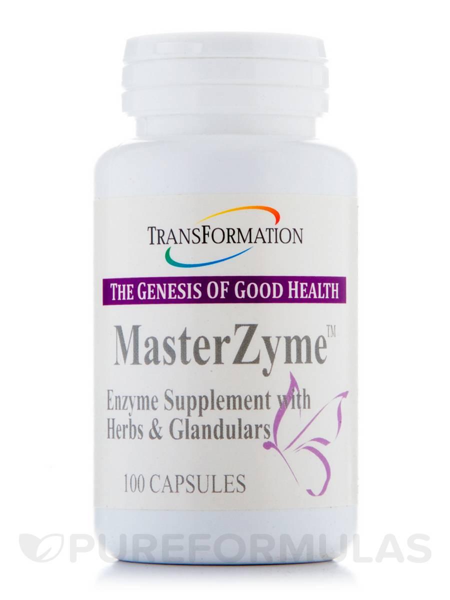 MasterZyme - 100 Capsules