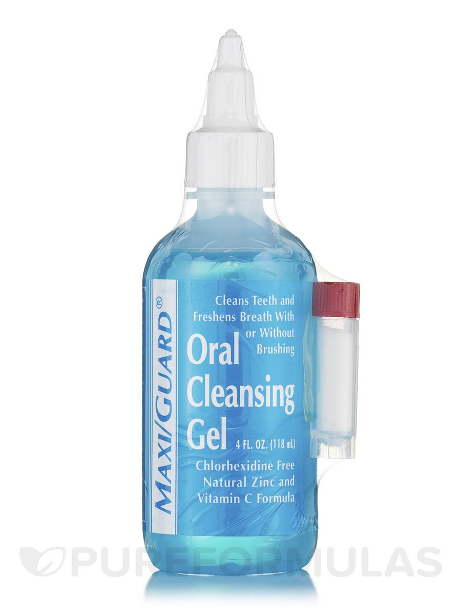 Maxi/Guard® Oral Cleansing Gel - 4 fl. oz (118 ml)