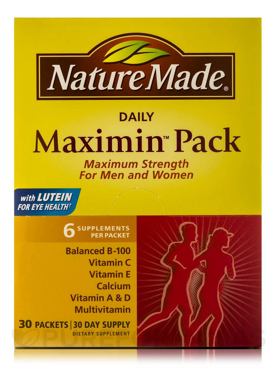 Maximin Pack - 30 Count