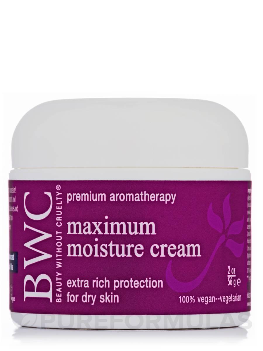 Maximum Moisture Cream - 2 oz (56 Grams)