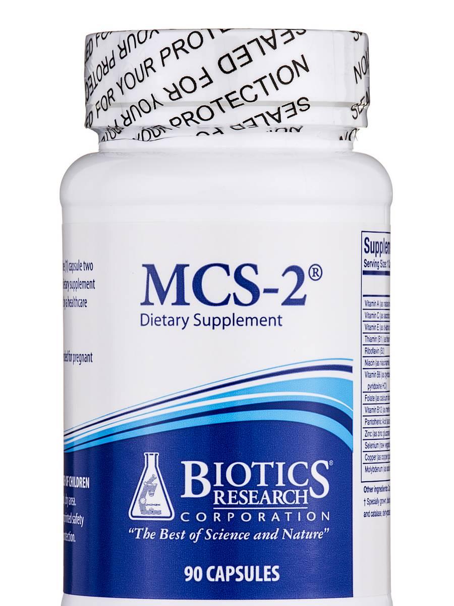 MCS-2 - 90 Capsules