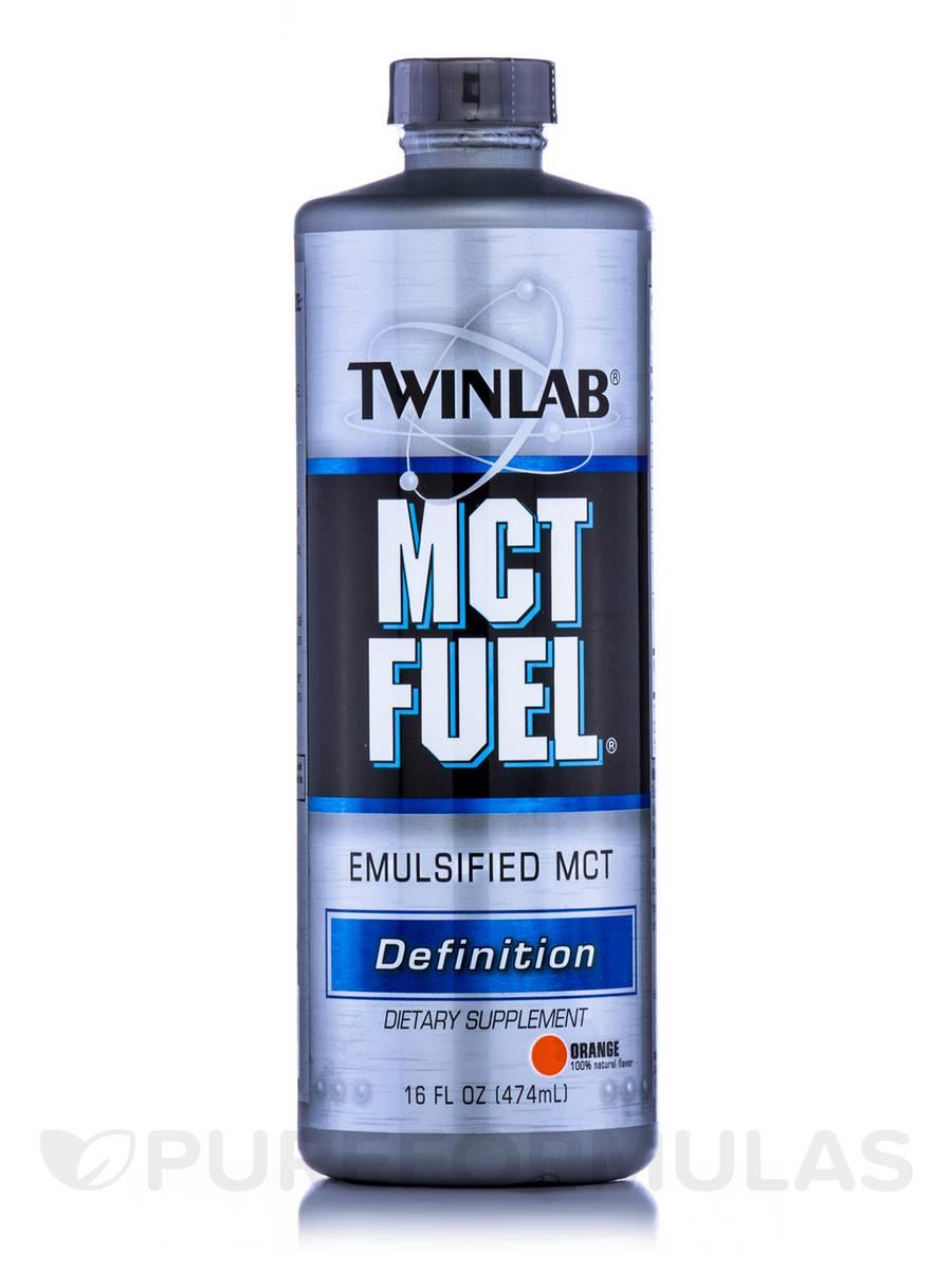 MCT Fuel Medium Chain Triglycerides - 16 fl. oz (474 ml)
