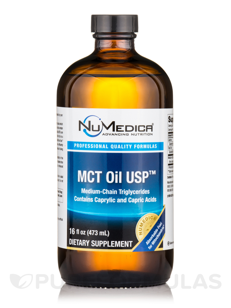 MCT Oil USP - 16 fl. oz (473 ml)