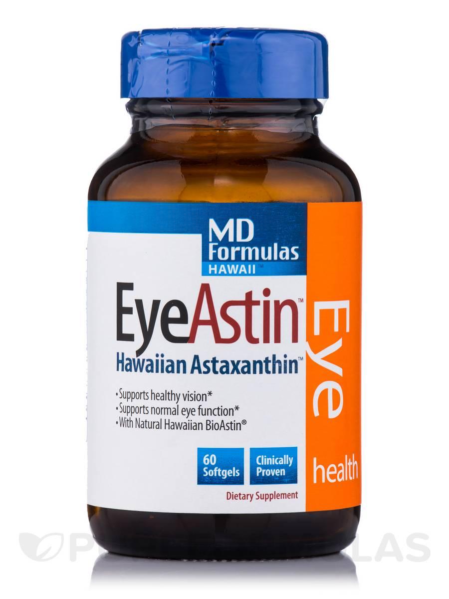 MD Eyeastin - 60 Capsules