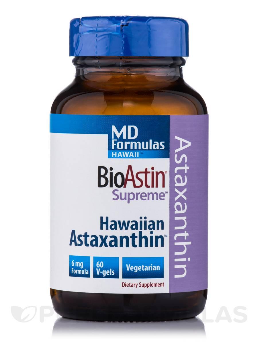 MD Formula Bioastin Supreme Astaxanthin - 60 Capsules