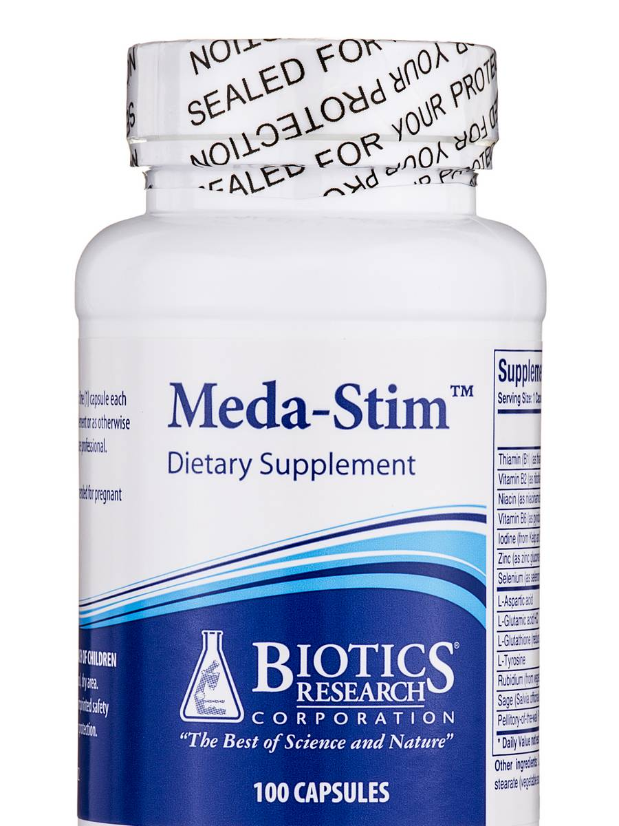 Meda-Stim - 100 Capsules