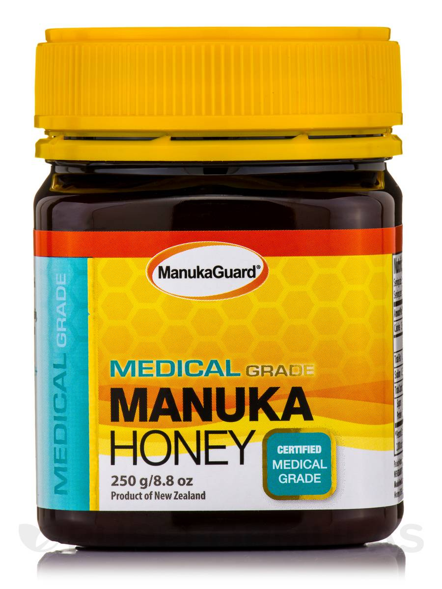 Medical Grade Manuka Honey - 8.8 oz (250 Grams)