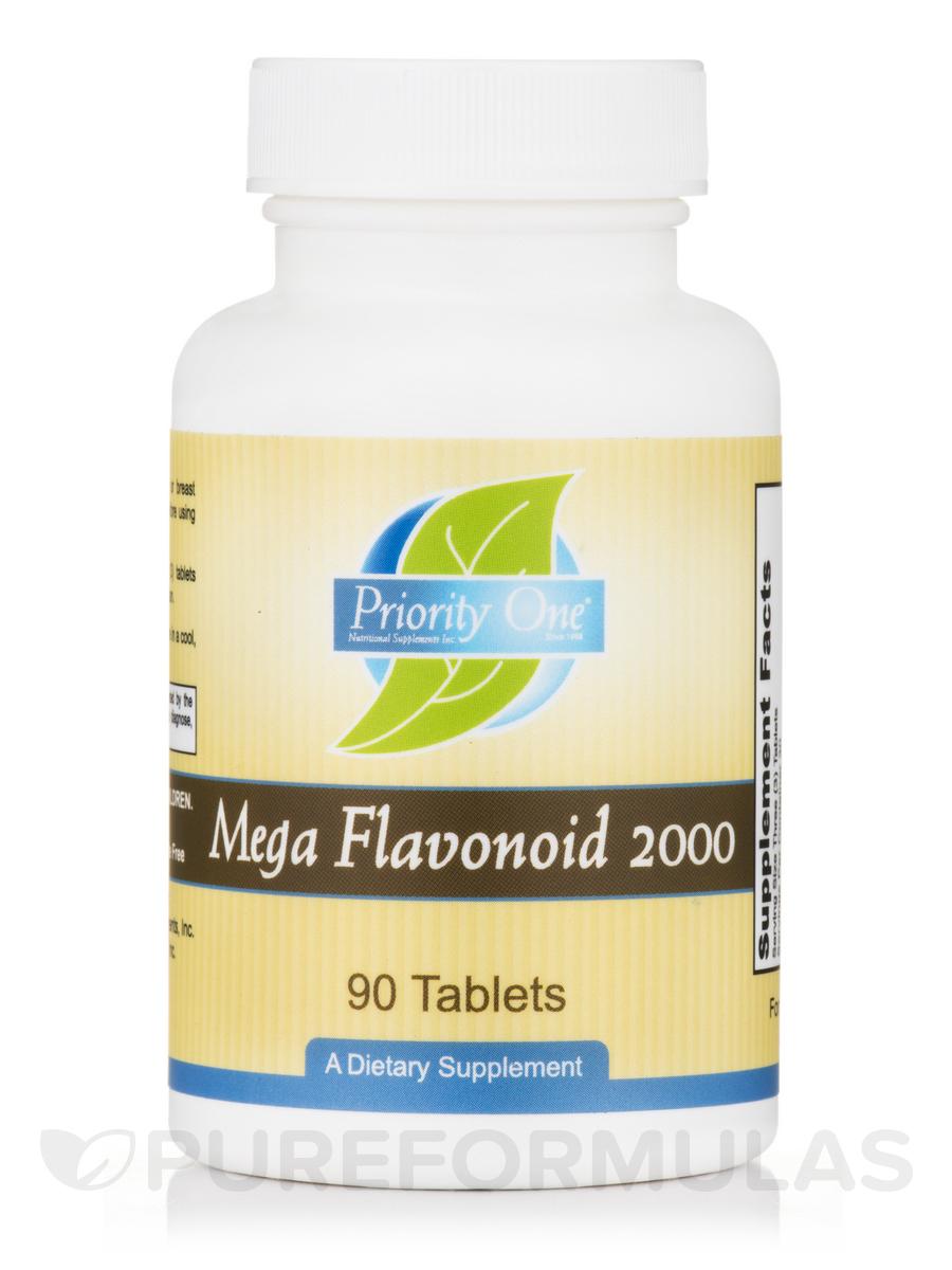 Mega Flavonoid 2000 - 60 Tablets